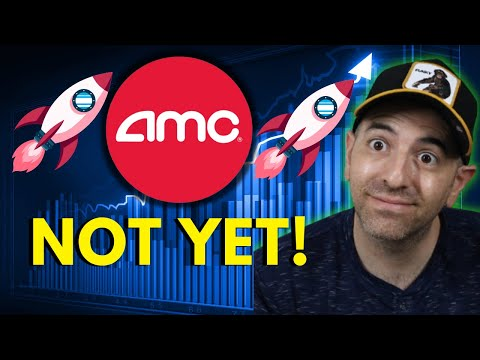 AMC STOCK – I Am NOT Convinced But!