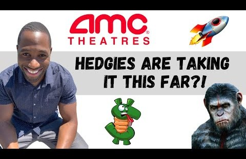 AMC STOCK   Hedgies Are Taking It This A long way!
