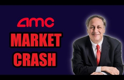 AMC STOCK MIGHT CRASH THE MARKET – HERE'S PROOF