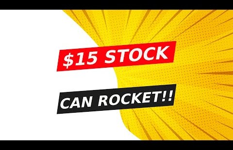 🚨 THIS STOCK UNDER $15 CAN ROCKET!! KEY LEVEL TO BUY!!