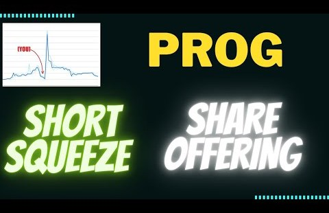 PROG Tanks Laborious After Share Offering Announcement   Is SHORTSQUEEZE Ineffective? What's Next