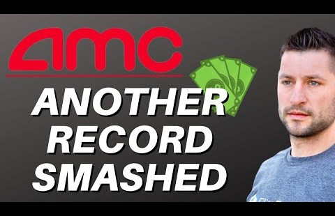 AMC STOCK UPDATE – NEW RECORDS BEING SET WITH FACEBOOK CRASHING