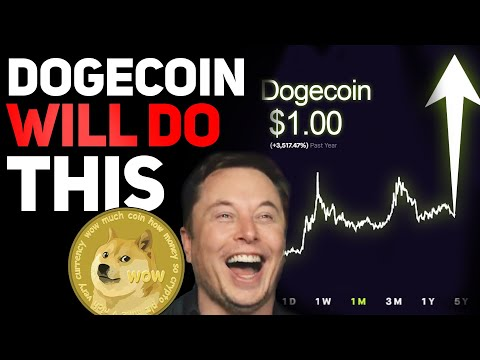 DOGECOIN COULD PULL THIS MAJOR MOVE! (DOGECOIN PRICE PREDICTION!)