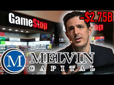 GME Brief Squeeze – It be Over for Melvin!!