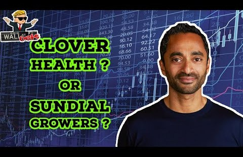 Which is the Greater Short-Squeeze Stock: CLOVER HEALTH or SUNDIAL GROWERS?
