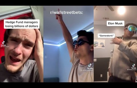 TIKTOK MEMES THAT TOOK GAMESTOP AND AMC TO THE MOON [WALLSTREETBETS]