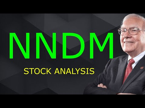 IT COULD 3D PRINT YOUR PHONE FROM NOWHERE! | NNDM STOCK ANALYSIS | NNDM PRICE PREDICTIONS