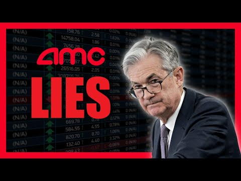 THEY ARE LYING TO YOU ABOUT AMC STOCK