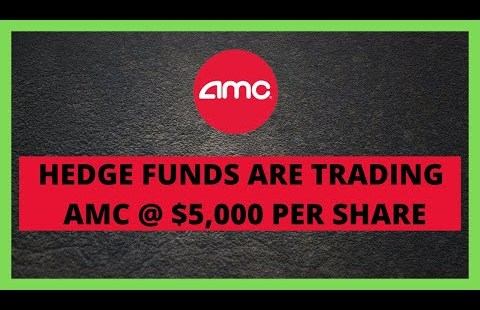 AMC STOCK ARE HEDGE FUNDS TRADING AMC $5,000 PER SHARE