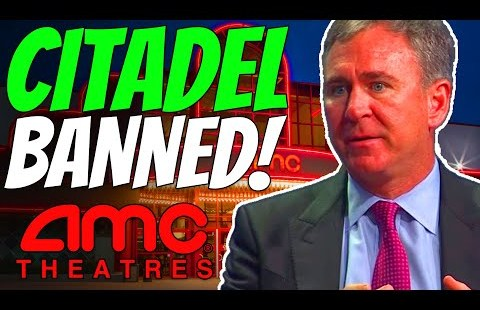 BREAKING: CITADEL BANNED FROM TRADING! – AMC $8,000 INCOMING! (AMC Stock Brief Squeeze Change)