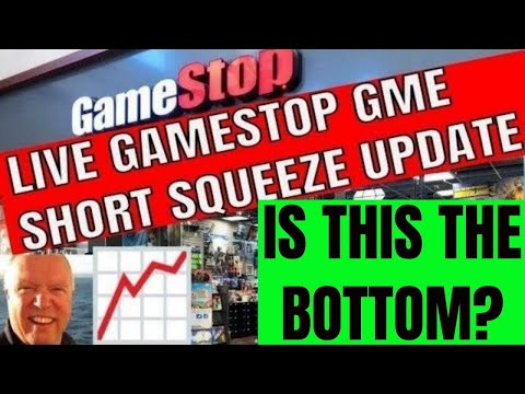 Reside GameStop GME Instant Squeeze Info and Market Updates with Stock Markets With Bruce