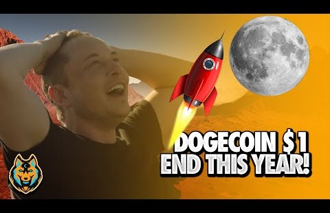 """Elon Musk """"Dogecoin $1 Pause This Year: Upright Funding Change 🚀"""" (Dogecoin Bull Walk)"""