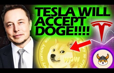 TESLA WILL ACCEPT DOGECOIN HERES WHY!!!  FLOKI INU!!!!! #DOGECOIN #DOGE