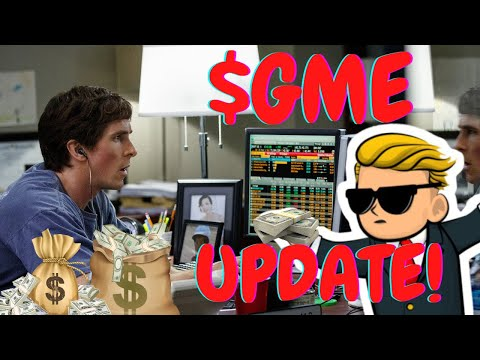 WTF $GME Stock SHORT Squeeze! UPDATE ON GME STOCK!