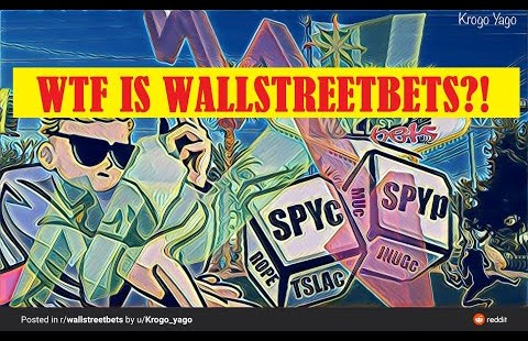 What is Wallstreetbets?
