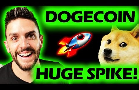 💥DOGECOIN BREAKING NEWS! HUGE MOVES COMING! BUY THE DIP!? 💥
