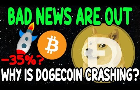 Dogecoin Recordsdata On the present time! Why Dogecoin Is Going Down! Dogecoin Prediction & TRUTH