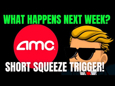 AMC STOCK 🔥 LETS BE VERY CLEAR ABOUT WHAT CAN HAPPEN NEXT WEEK! AMC SHORT SQUEEZE TRIGGERED!