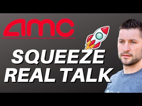 REAL TALK – THE CATALYST THAT WILL CAUSE AMC STOCK TO SQUEEZE?!