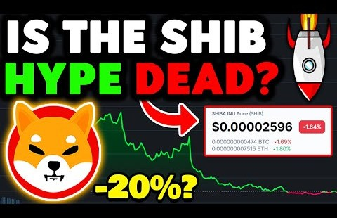 SHIBA INU: Is The SHIB Hype Put collectively OVER? (Technical Prognosis) – SHIB Stamp Prediction