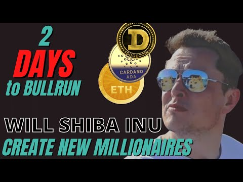Can also SHIBA INU draw unusual Millionaires, might perhaps Dogecoin hit $7.80, ETH 10K by DECEMBER analysts express.