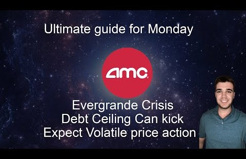 AMC   The last manual for Monday