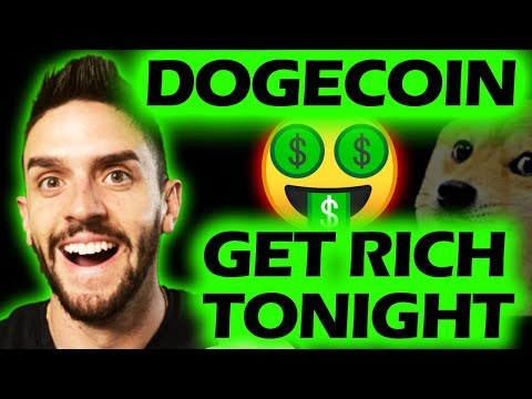 🤑 GET RICH TONIGHT WITH DOGECOIN!!!! 🚀