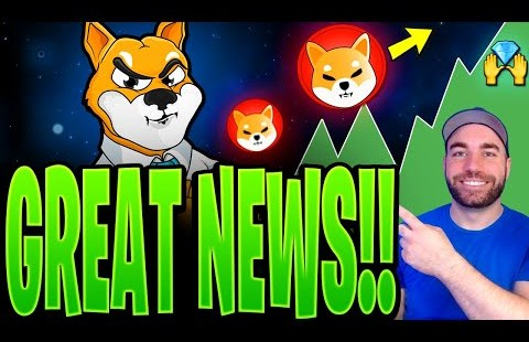 SHIBA INU COIN HOLDERS: GREAT NEWS! COIN BUREAU JUST SAID THIS ABOUT SHIBATOKEN! MY REACTION! 🚀🌕