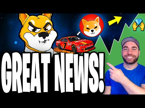SHIBA INU COIN HOLDERS: WE NEED MORE OF THIS! 🏎️🔥 HUGE UPDATE! SHIBA INU TOKEN MUST WATCH NEWS! 🚨