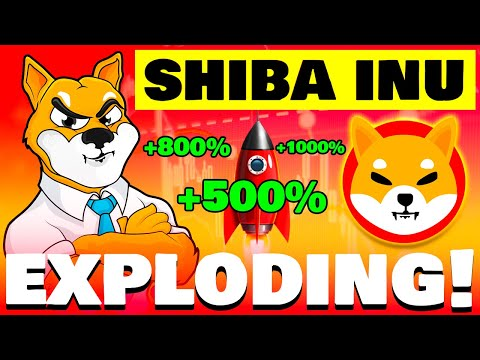 SHIBA INU TOKEN Is Going To EXPLODE After This NEWS! (SHIB Mark Prediction)