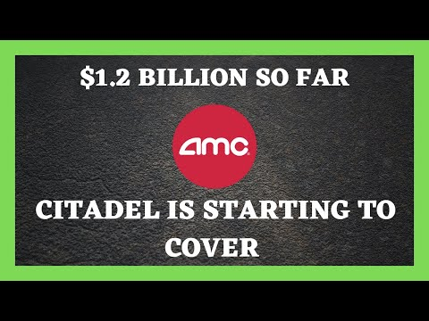 AMC STOCK   CITADEL IS PREPPING TO COVER!!!? $1.2 BILLION