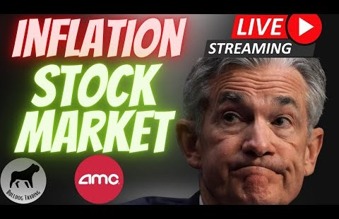 🔴AMC Are residing, CEI Twitter Short Account LIVE-Remaining Inventory Market Plot-Up