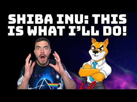 SHIBA INU PRICE CORRECTION: THIS IS EXACTLY WHAT I'M DOING!