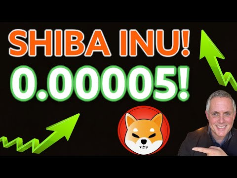 SHIBA INU TO 0.00005 SOON! SHIBA INU COIN ABOUT TO TAKE OFF! HOLD UNTIL THE EXPLOSION!