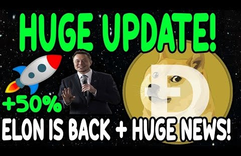 Dogecoin Recordsdata Right now time! Why Dogecoin Is Going UP?! Dogecoin Prediction & TRUTH