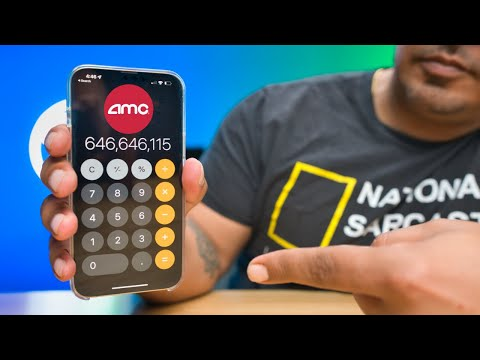 AMC – This Is The Most Valuable SQUEEZE Quantity!