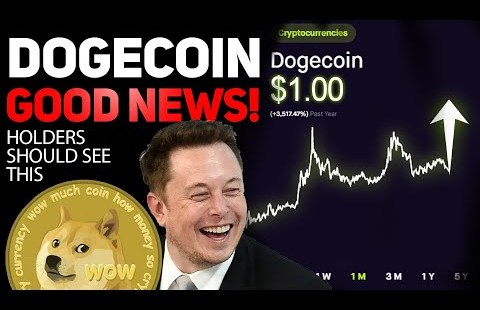 GOOD NEWS FOR DOGECOIN! ELON MUSK JUST SAID THIS ABOUT DOGECOIN! ALL HOLDERS NEED TO SEE THIS!