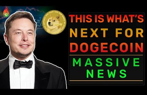 ALL DOGECOIN HOLDERS NEED TO WATCH THIS! (THIS IS WHAT HAPPENS NEXT)   DOGECOIN NEWS