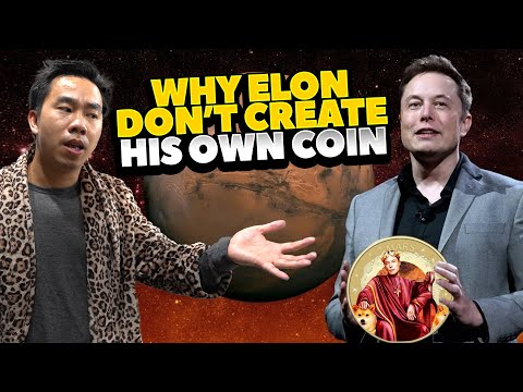 Why Elon Musk Build no longer Resolve on To Manufacture His Possess Coin   Why Elon Musk Attend Dogecoin Like It's His Coin