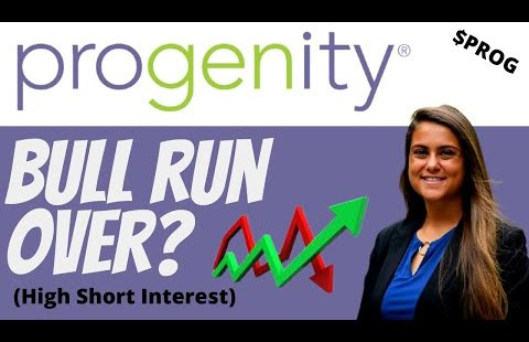 Progenity ($PROG) Stock: Bull Toddle Over or Room to Toddle?!
