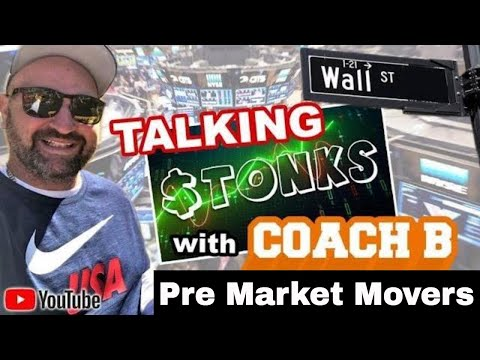 10/12 Talking Stocks Reside with Coach B   $CLOV $PROG $GME $ATER $BNGO