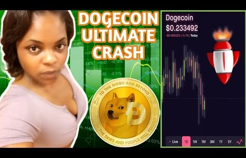 Dogecoin Is Going DOWN ⚠️| DOGECOIN Cryptocurrency Is No longer Attempting Dazzling| Dogecoin DogeQueen Change