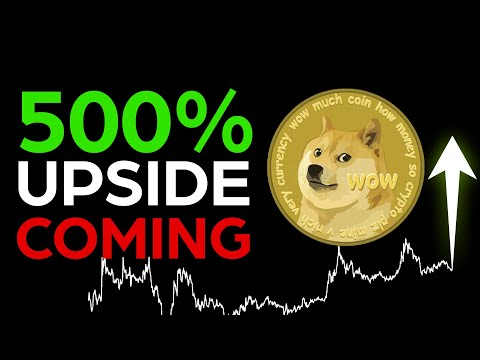 MASSIVE UPSIDE FOR DOGECOIN COMING! BIGGEST DOGECOIN PRICE PREDICTION!