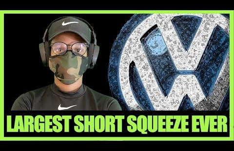 AMC/GME| HOW TO CREATE THE LARGEST SHORT SQUEEZE EVER!! WTF EPISODE 7 [VOLKSWAGEN 2008]