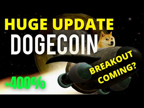 🔥 NEW DOGECOIN UPDATE! DOGECOIN BREAKOUT IS COMING! *PREDICTION & NEWS*