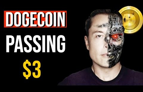 DOGECOIN PASSING $3 DOLLARS!!! LATEST BREAKING NEWS & PRICE PREDICTIONS & ANALYSIS!