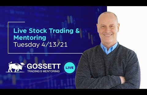 Are dwelling Stock Buying and selling & Mentoring – Tuesday  4/13/21 – In the direction of the final hour of the US Stock Market