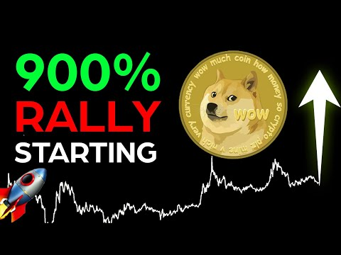 HUGE DOGECOIN RALLY INCOMING! (MAJOR DOGECOIN BULLMARKET JUST STARTED!)