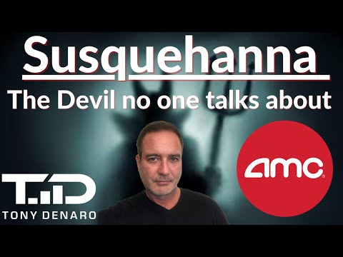 Is Susquehanna the REAL DEVIL within the AMC   GME immediate squeeze saga?