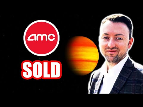 AMC STOCK | THEY SOLD